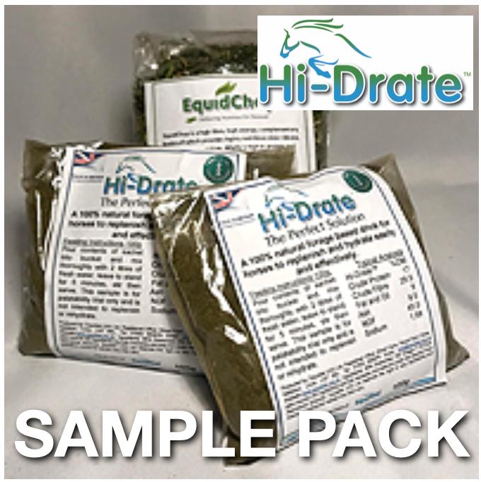 Hi-Drate Samples